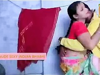 Indian couple fuck at home