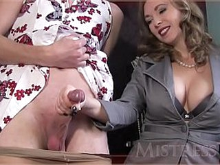 All the possible kinds of cumshot compilation - Mistress T
