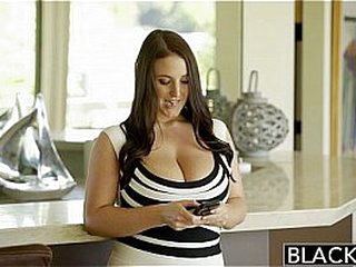 ANGELA WHITE WITH BBC